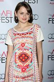 LOS ANGELES - NOV 7:  Joey King at the AFI FEST 2014 Young Hollywood Roundtable at the TCL Chinese 6 Theaters on November 7, 2014 in Los Angeles, CA