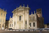 Church In Mantova, Lombardy, Italy