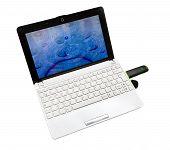 Netbook With Internet Key