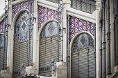 Spanish city of Valencia, Mediterranean architecture