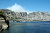 Hetch Hetchy & Boundary fire