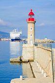 Bastia Commercial Port