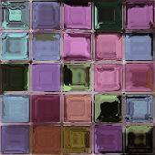 Beautiful Glass Tiles Seamless Texture