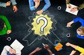 stock photo of award-winning  - Question Mark Asking Winning Reward Concept - JPG