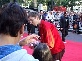Michael Cora At Scott Pilgrim Vs The World Premiere In Central London 18Th August 2010