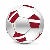 Soccer Ball/football Latvia