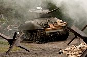 Sherman Tank  - WW II