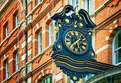 Street Clock, London