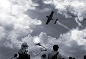 Aerial Meeting