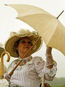 Oldfashioned Lady