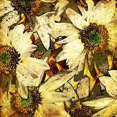 art floral vintage colorful background. To see similar, please VISIT MY PORTFOLIO.