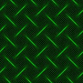 Wave lines seamless background. (See more seamless backgrounds in my portfolio).