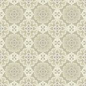 Floral seamless pattern. (See more seamless backgrounds in my portfolio).