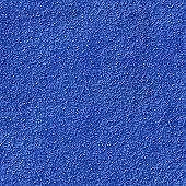 Blauwe stucwerk naadloze achtergrond.