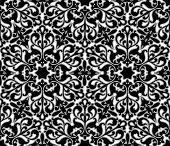 Seamless floral pattern - vector background for continuous replicate.