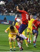 Ucrânia vs Chile