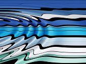 Wavy Line Pattern