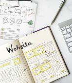 Web Design Creative Design Creativity Ideas Connection poster