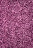 Abstract Purple Towel Texture poster