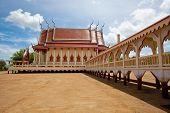 Buddhist temple in Thailand.