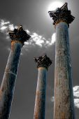 Three Towering Pillars