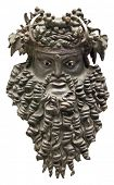 stock photo of neo-classic  - Dionysus mask  - JPG