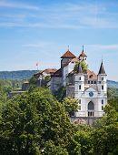 Aarburg castle near Zurich, Switzerland