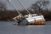 Down Boat