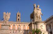 Capitolino In Rome, Castor Or Pollux