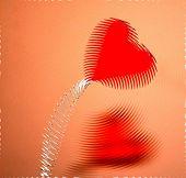 Wellige Herz