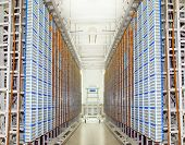 shot of network cables and servers in a technology data center see more in my portfolio