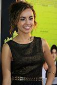 LOS ANGELES - SEP 10:  Savannah Jayde arrives at