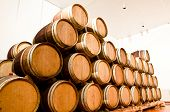 Wine Keg Barrels