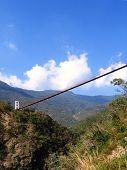 Primitive Suspension Bridge
