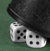 Gambling Tension With Hidden Dice