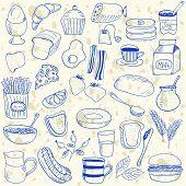 Breakfast Doodles