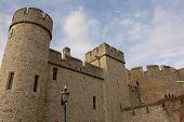 Windsor Castle In Winter