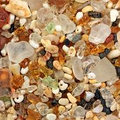 Glass Sand From Kauai