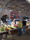 Farmers Market Downtown Roanoke, Virginia