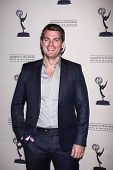 LOS ANGELES - JUN 13:  Jeff Branson arrives at the Daytime Emmy Nominees Reception presented by ATAS