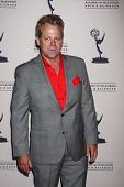 LOS ANGELES - JUN 13:  Kin Shriner arrives at the Daytime Emmy Nominees Reception presented by ATAS