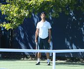 Coach Patrick Mouratoglou supervises Grand Slam champion Serena Williams during practice for US Open