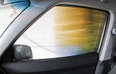 Car Inside Carwash