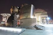 BILBAO, SPAIN - JULY 30: Guggenheim Museum on July 30, 2011 in Bilbao. Guggenheim Museum is a dedica