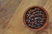 Dried Scarlet Runner Beans