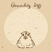 picture of groundhog day  - Groundhog Day - JPG