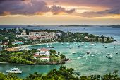 stock photo of virgin  - Cruz Bay - JPG