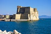 Castel dell'Ovo in Naples