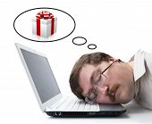 Employee For Computer Dream Gift