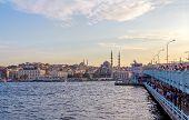 Galata Bridge Istanbul